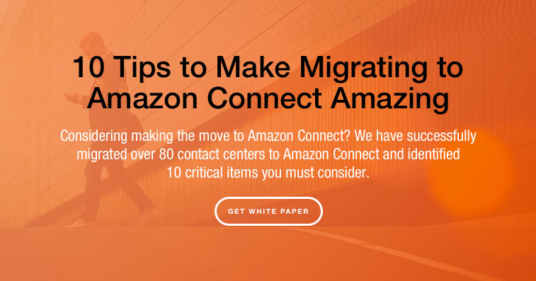Setting up Contact Trace Records for Analysis with Amazon